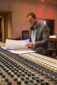 Anthony Willis Headphones