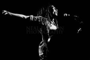 Bob Marley Neal Preston