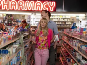 promising young woman pharmacy