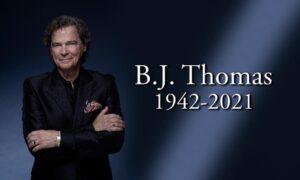 RIP BJ Thomas