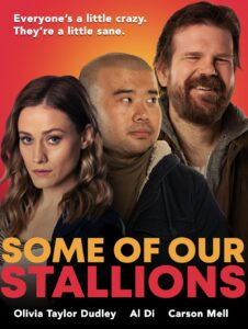 Some Of Our Stallions Movie Poster