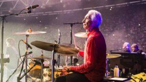 Charlie Watts Rolling Stones RIP