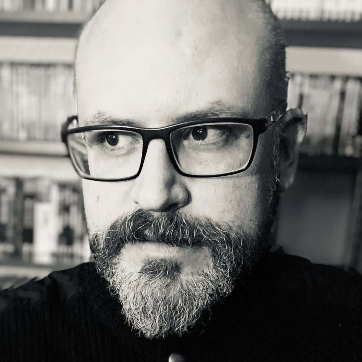 Keith Thomas Headshot