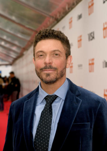 Nick at Premier of Harriet at 2019 Toronto International Film Festival