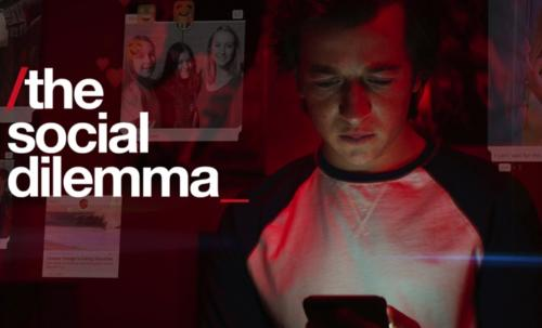 The Social Dilemma Movie Poster