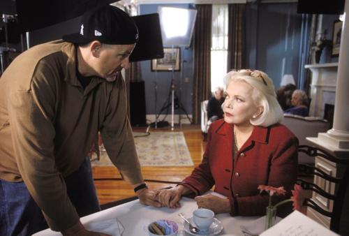 Nick Directing Gena Rowlands2