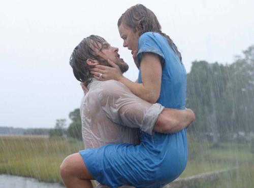 The Notebook with Ryan Gosling, Rachel McAdams